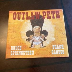 Outlaw Pete by Bruce Springsteen Book